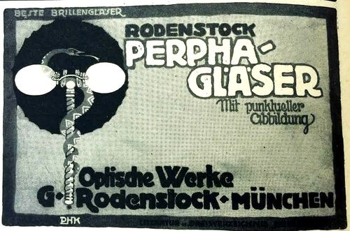 German eyeglasses