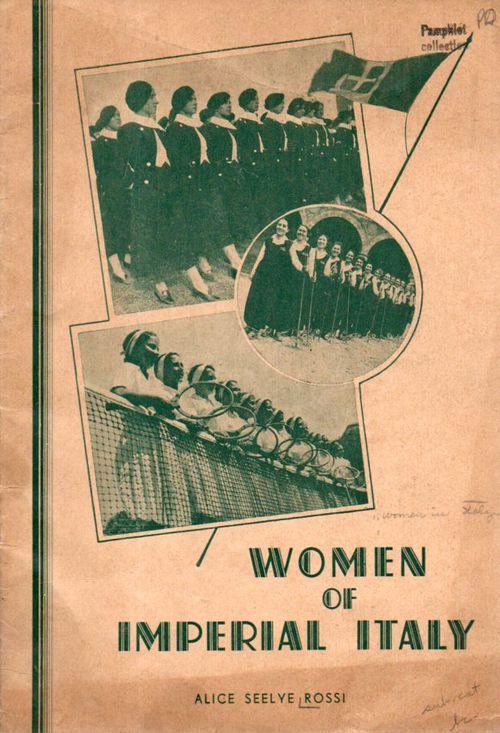 Women of facism101