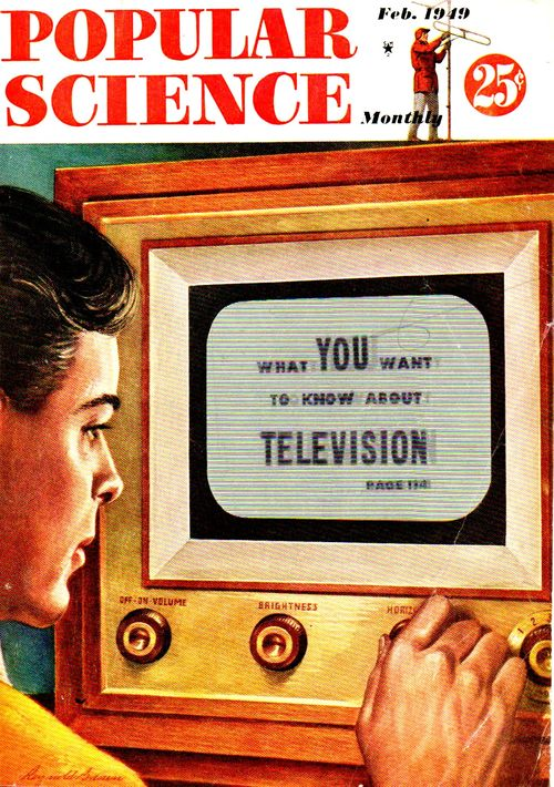 TV Truth Pop Science127