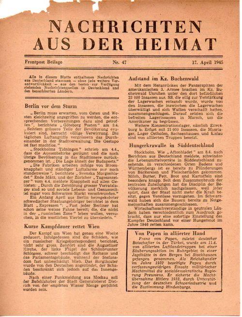 Buchenwald revolt124