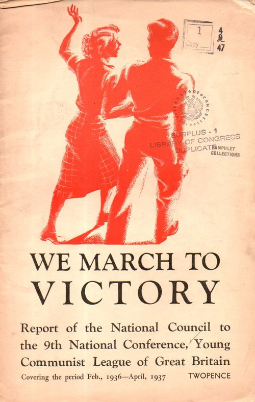Communist march to victory142