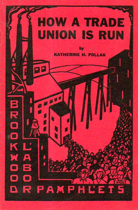 How a trade union is run348