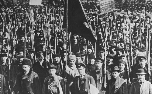 WWI Petrograd391
