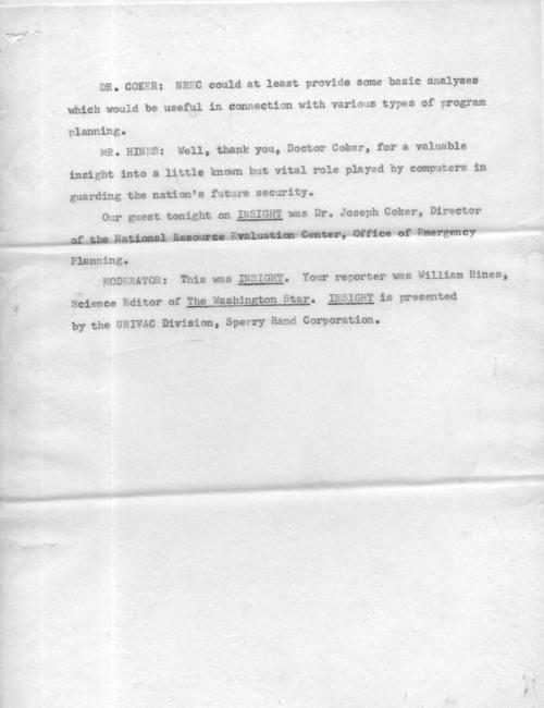 UNIVAC NREC _8_555