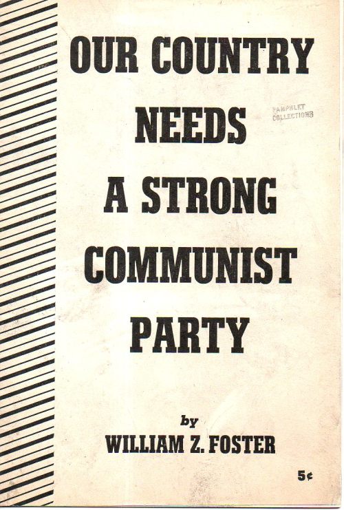 Communist party, what this country needs646