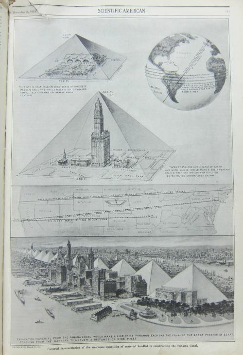 NYC pyramids Sci American