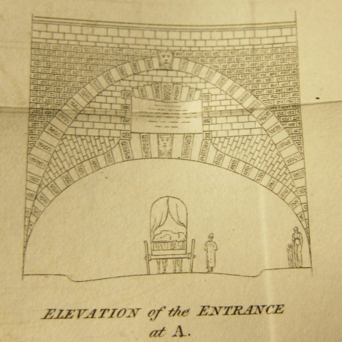 Thames tunnel 1824 entrance