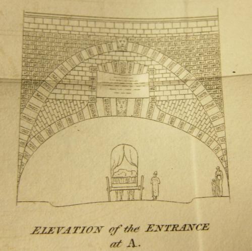 Thames tunnel 1824 entrance