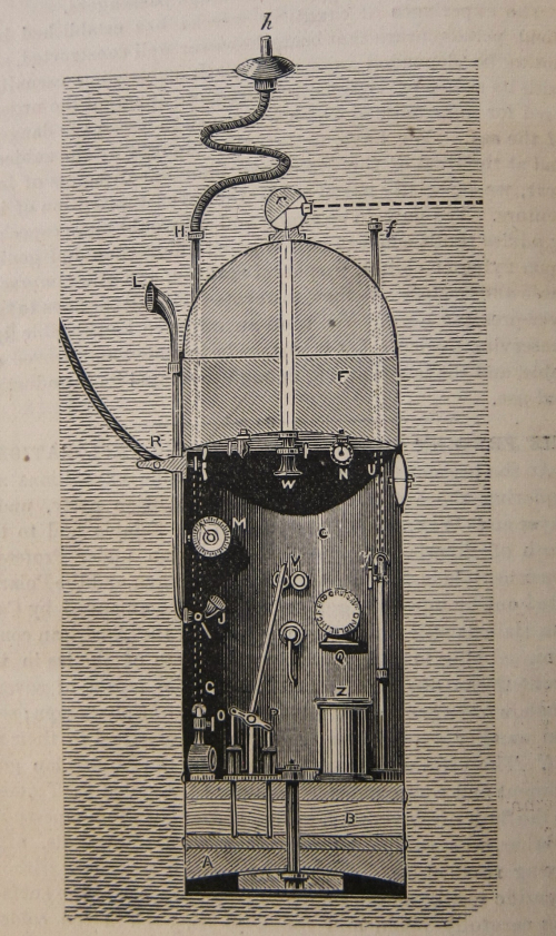 Sci Am 1873 diving bell