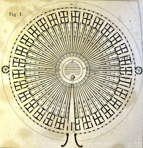 Prison 1818 detail
