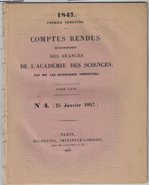 CR 1847 Blanquart Evrard