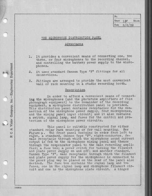 RCA Photophone Recording Sysytem 1932 _2__0001_0006