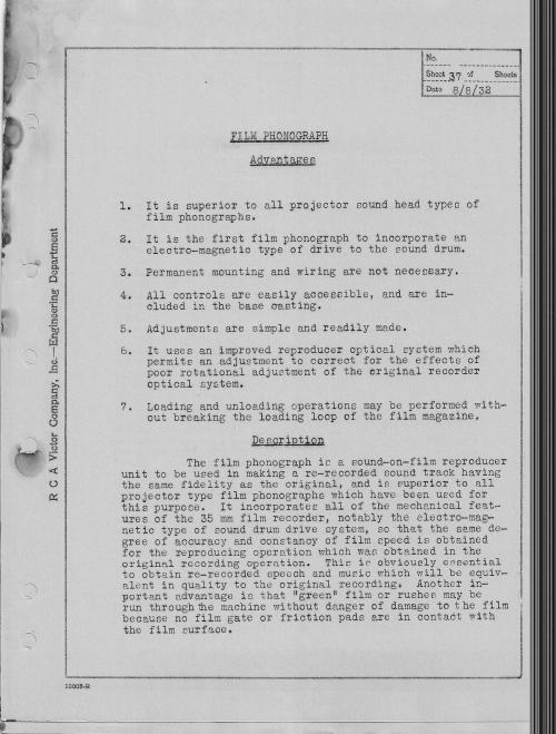 RCA Photophone Recording Sysytem 1932 _4__0009