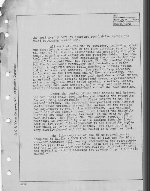 RCA Photophone Recording Sysytem 1932 _6__0002