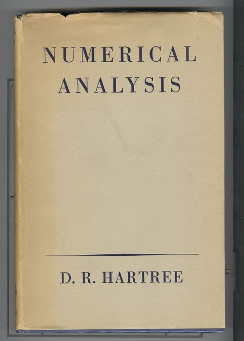 Hartree numerical analysis