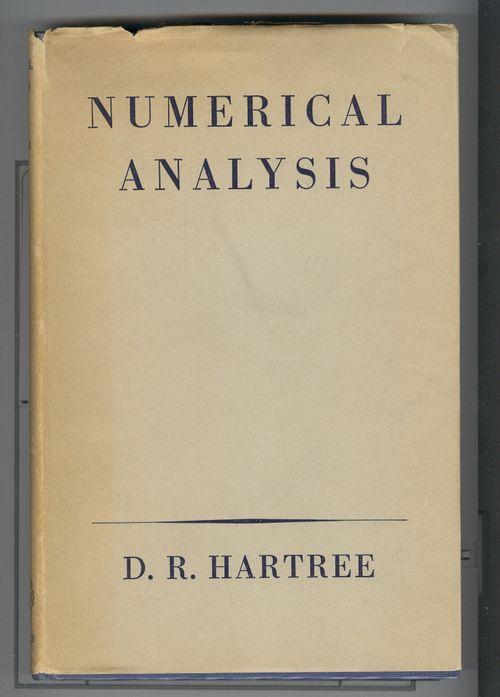 Hartree numerical analysis