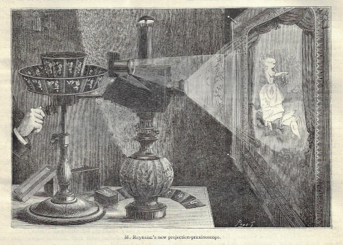 Praxinoscope 1882
