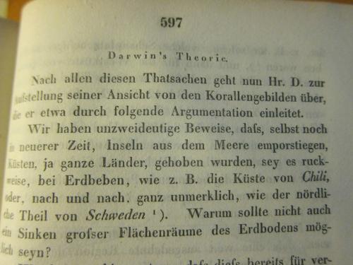Darwin annalen