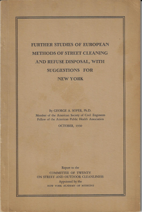 Soper titlepage