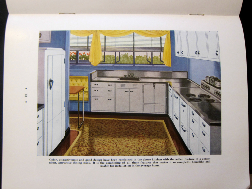 Architecture electric kitchen color _2_