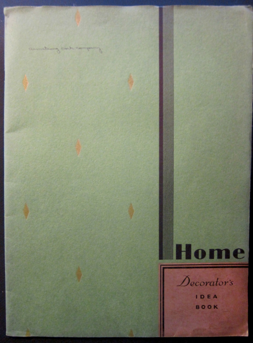 Architecture armstrong decorator idea book _cvr_