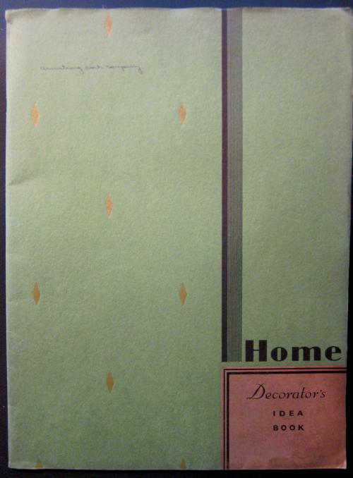 Architecture armstrong decorator idea book _cvr_