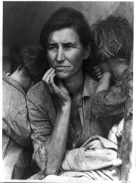 Lange migrant mother _1_