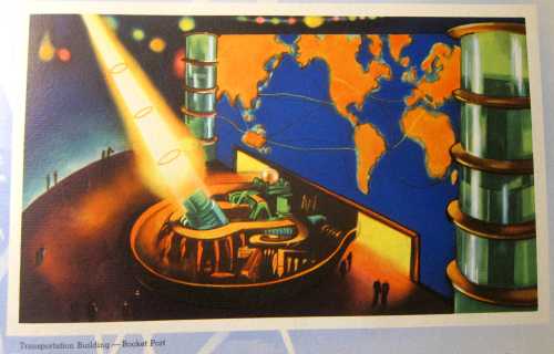 Rocket port 1939