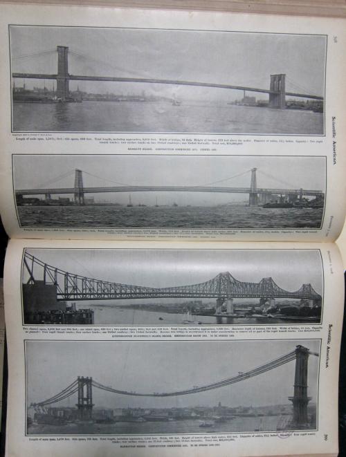 NYC Sci Am bridges