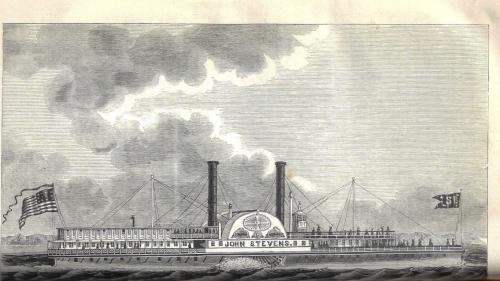 JFI 1846 John Stevens
