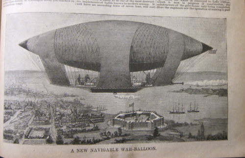 Sci Am 1885 war balloon