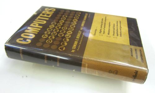 Computer book berkeley COmputers 1956