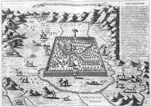 Garden of Eden Kircher