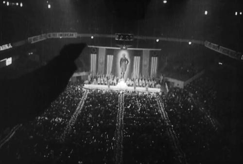 Nazi Madison Square