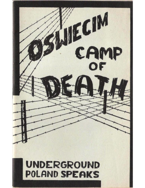 Auschwitz 1944 English title