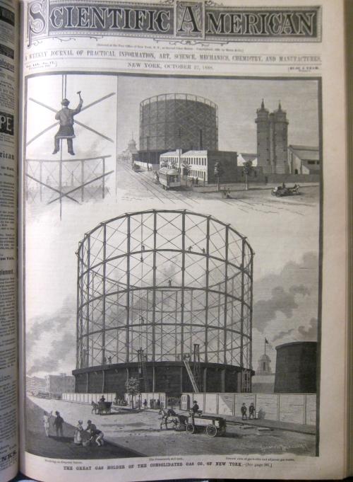 Brooklyn Gas 1888 Sci Am