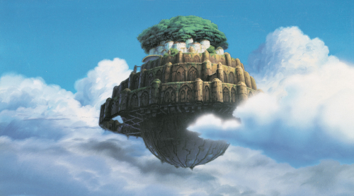 Castle in the Sky Miyazawa