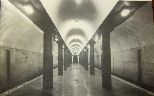 Chicago Subways in tunnel _1_