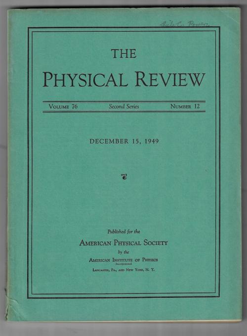 PR 1949 DW Fermi Yang
