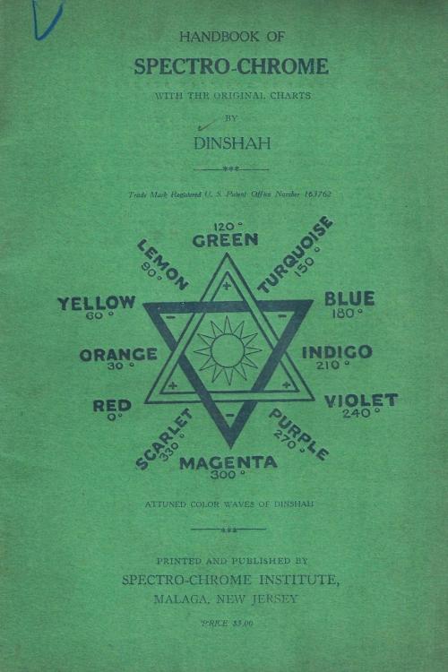 Spectro-chrome _1_ cover 1930