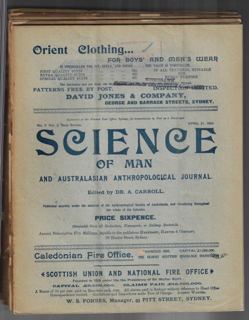 Science of Man Australia