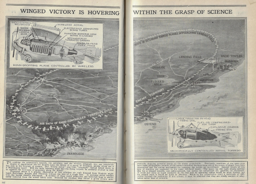 Pop  Mech 1917  aerial maps