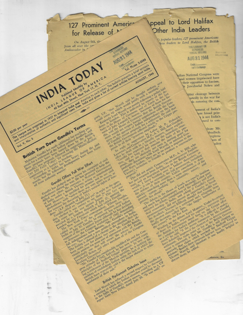 India 127 cover
