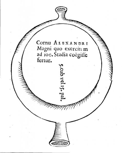 Horn of alexander