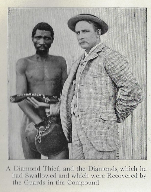 National Geog 1906 diamond thief
