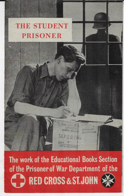 Red Cross Student prisoner cover