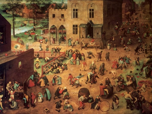 Bruegel children