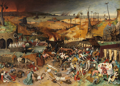 Bruegel triumph of death