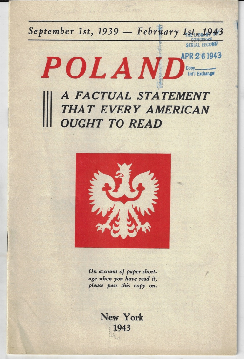 Poland  factual statement