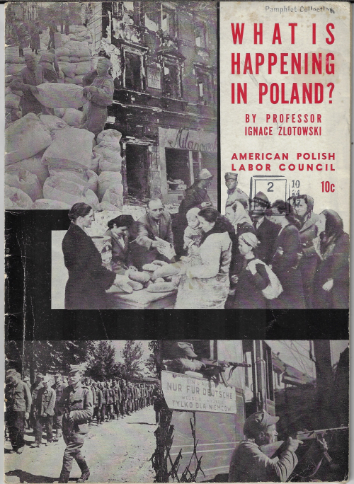 Poland 1945 cvr